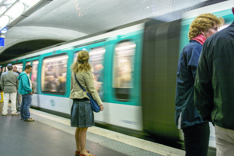Environment visual - TRANSPORTATION - metro